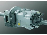 Гидромотор Liebherr LMF