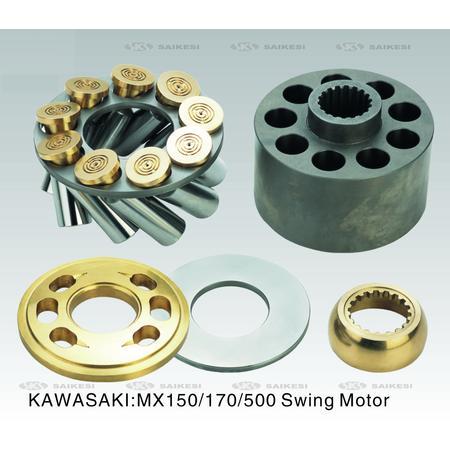 Гидромотор Kawasaki MX