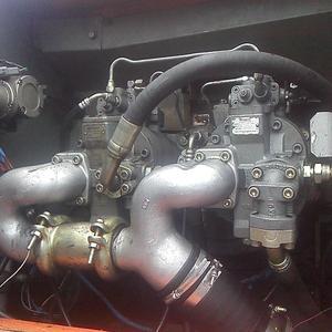 Ремонт гидромоторов и гидронасосов